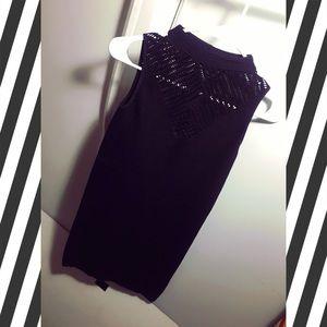 1 Black Bebe dress